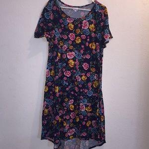 LuLaRoe Bright Floral Irma Dress or Tunic XXXL